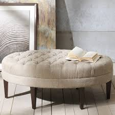 How To Cover A Chair Seat Ottomans U0026 Poufs Wayfair