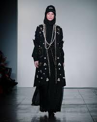 Vivi Zubedi New abayas only ny show spotlights rise of modest fashion news
