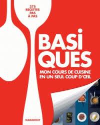 livre cours de cuisine mon cours de cuisine basiques keda black abi fawcett decitre