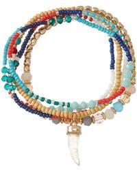 cara couture lyst shop women s cara couture bracelets from 10