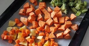 legume a cuisiner rosbeef légumes au four ma p tite cuisine