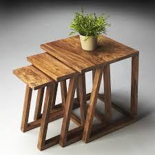 butler specialty nesting tables butler specialty butler loft nesting table 2041140