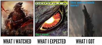 Godzilla Meme - godzilla what i watched meme by kaijualpha1point0 on deviantart