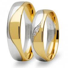 obraczki slubne tanie obrączki ślubne z żółtego i białego złota taxor