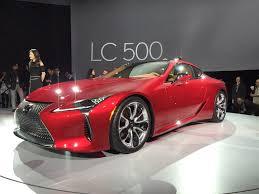 lexus lc 500h precio así es el lexus lc 500 el precioso y potente buque insignia de la