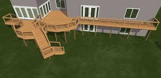 cedar deck building in michigan autumnwoodconstruction u0027s blog
