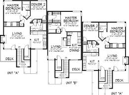 Multi Unit House Plans 44 Best Home Multi Family Images On Pinterest