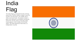 Yellow And White Flag India By Marques Walker India Flag The India Flag Is A