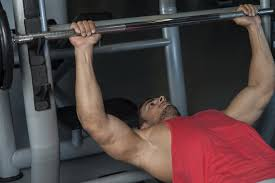 Bench Press Hand Width What Is A False Grip With A Barbell Livestrong Com