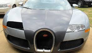 crashed for sale bugatti veyron that crashed in a lake now up for sale gtspirit