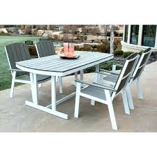 white round outdoor patio table white outdoor dining furniture teak and laminate outdoor dining