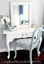 Diy Makeup Vanity Chair 53 Best Diy Vanity Ideas Images On Pinterest Vanity Ideas