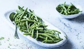 cuisiner des haricots verts surgel haricots verts fins surgelés les légumes picard