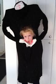 Kids Headless Halloween Costume Headless Halloween Costume Paintsewgluechew