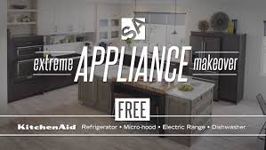 How To Win A Kitchen Makeover - extreme appliance makeover specialty appliance