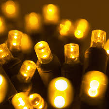 Amber Christmas Lights Led Christmas Lights