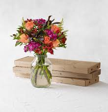 flower subscription one year letterbox flower subscription by bloom