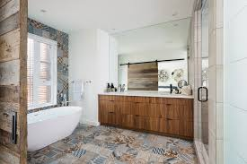Top  Tile Design Ideas For A Modern Bathroom For - Designs bathrooms 2