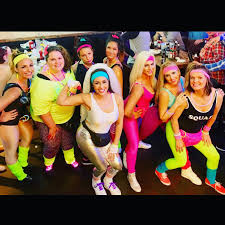 themed bachelorette party 80s themed bachelorette party austintx keepaustinweird neon