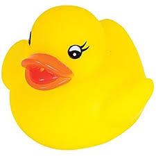 mini rubber ducks 18ct toys