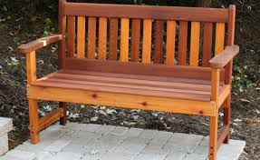 60 Inch Outdoor Bench Cushion Bench Chair Wooden Bench Beautiful Red Outdoor Bench Beautiful
