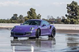 porsche purple first look l a u0027s all new porsche experience center automobile