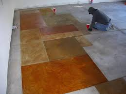 miscellaneous concrete stain colors options interior