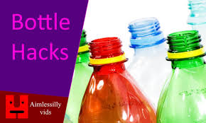 amazingly easy bottle life hacks diy bottle crafts part 1