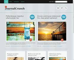 drupal themes latest journal crunch drupal org