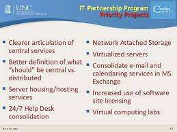Unc Its Help Desk by Carolina Counts An Update On The Bain Consulting Report