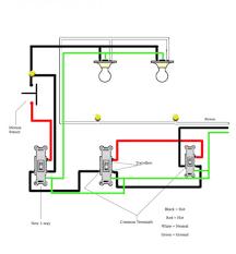 motion sensor light wiring diagram dolgular com