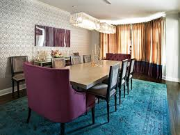 purple dining room ideas dining room photos hgtv purple dining room set table and chairs