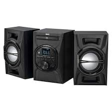 blackweb lighted bluetooth speaker review rca cd audio system with lighted speakers and bluetooth black