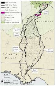 Chattahoochee River Map Ijgi Free Full Text Small Reservoir Distribution Rate Of