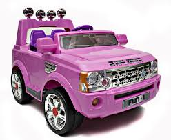 jeep range rover where to buy 12v cute pink range rover style kids 4 4 car a