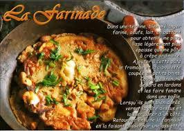 cuisine auvergne recette traditionnelle d auvergne la farinade l auvergne vue par