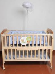 Off White Baby Crib by Baby Cribs Online