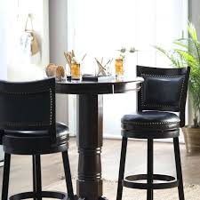 Small Bistro Table Indoor Small Pub Table Sets Small Bar Height Table Black Pub Kitchen