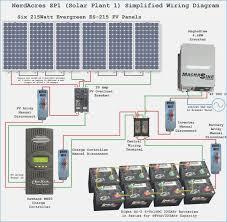 diy solar panel wiring diagram bioart me