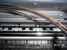 officejet l7580 air in ink tube printerknowledge