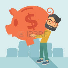his and piggy bank piggy bank stock photos royalty free business images