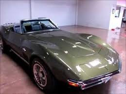 1970 corvette stingray for sale 1970 corvette sting convertible for sale