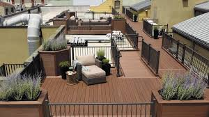 engineering a san francisco rooftop deck using azek deck youtube
