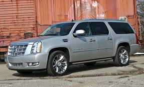 2010 cadillac escalade information and photos zombiedrive