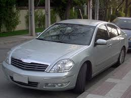 renault samsung sm7 2006 samsung sm7 u2013 pictures information and specs auto database com