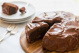 chocolate dump it cake recipe nyt cooking