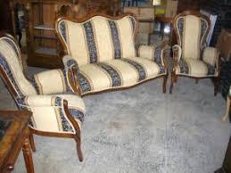 canape style ancien salon de style napoléon canapé 2 fauteuils par didoulabrocante
