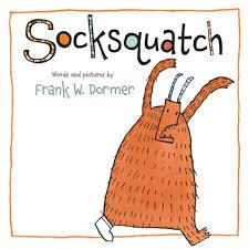 halloween books for adults socksquatch frank w dormer macmillan