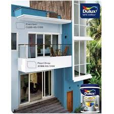 dulux paint weathershield powerflexx 5l exterior paint 11street