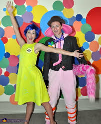 Inside Out Costumes Inside Out Emotional Family Costume Photo 4 10